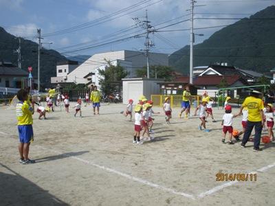 シャルム幼稚園20140911