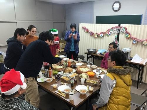 クリスマス会20171223