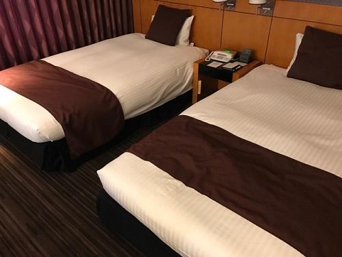 ホテル220191107