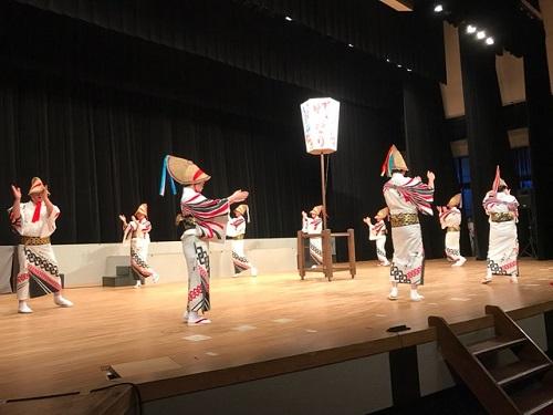 松山踊り20180225