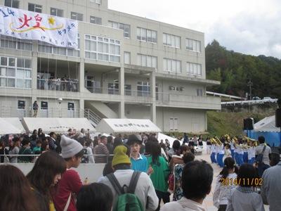 学園祭20141102