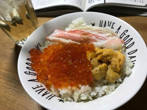 海鮮丼20180324
