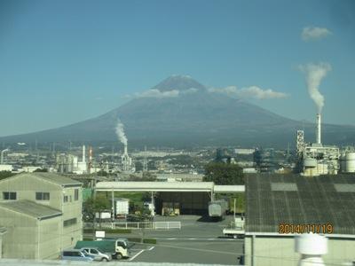 富士山20141119