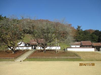 閑谷廟20141128