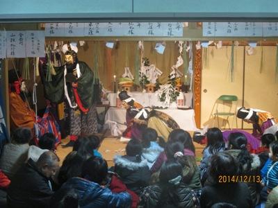 上谷神楽20141213