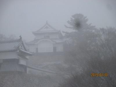 備中松山城20150101